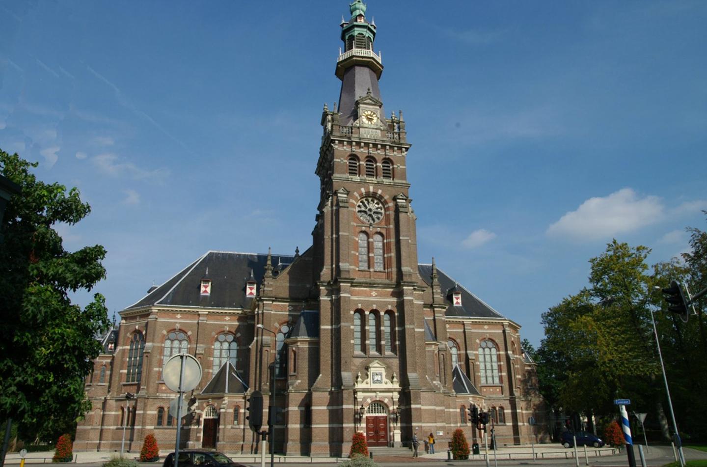 de grote kerk koninginnekerk